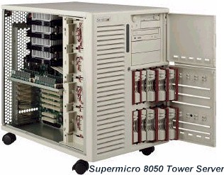 1 source of Supermicro and Gigabyte servers